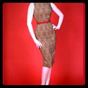 Bettie Page Clothing Wiggle Dress
